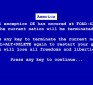 Has America reached a 'blue screen of death' moment? A hard reboot now seems inevitable…