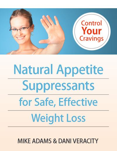 Natural Appetite Suppresants book cover