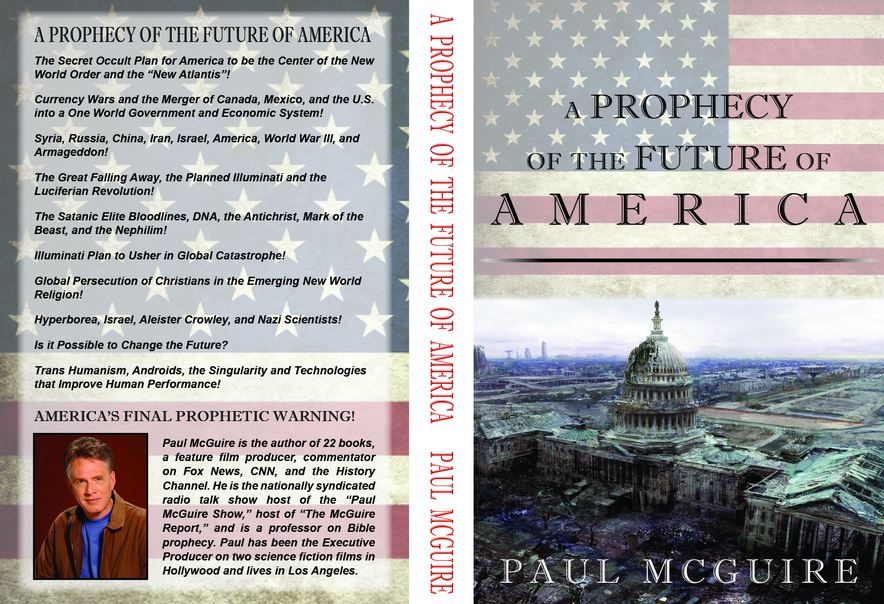 Prophecy of the Future of America Paul McGuire