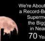 November 14, 2016 – LARGEST SUPERMOON In 70 Years – Mark Biltz – Prophetic?