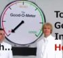 The GOOD-O-METER – Are You Good Enough to Get Into Heaven?