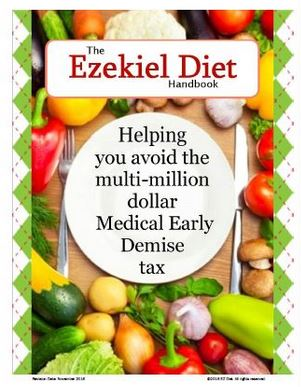 Download your free copy of the Ezekiel Diet Handbook