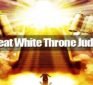 The Great White Throne Judgment! What will it be like?