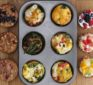 Tasty:  Three Healthy Breakfasts In A Muffin Tin
