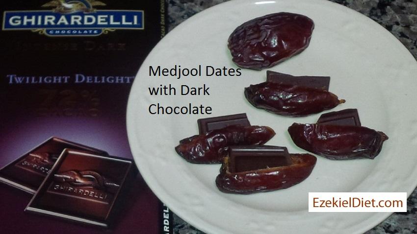 Medjool-Dessert