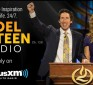 Joel & Victoria Osteen on Sirius XM Radio Channel 128 – Positive Inspiration to Balance All The Doom
