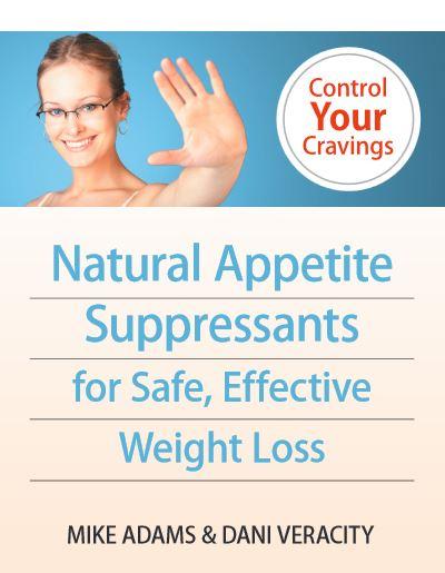 Natural Appetite Suppresants book cover