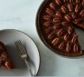 Raw, Vegan Pecan Pie Using Medjool Dates instead of Corn Syrup
