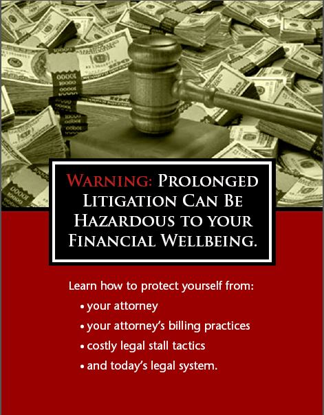How Attorneys Cheat and Swindle Clients