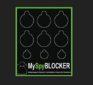 Mark Zuckerberg tapes over his webcam. Should you?  MySpyBlocker Lense Stickers $9.99