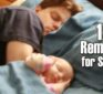 17 Astonishing Home Remedies for Snoring